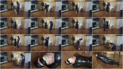 Rachel Adams Tightly Mummified In Electrical Tape Pt 2