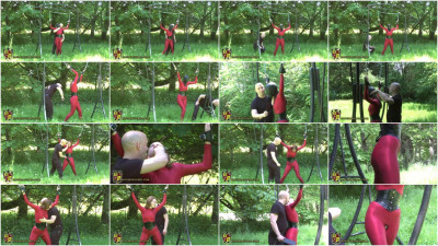 Houseofgord - Hooded, Bound and Displayed HD 2015