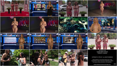 NakedNews 2017 06 23 HD The Naturists Action Group is making a big push