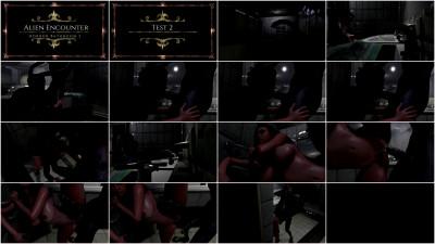 Alien Encounter - Horror Bathroom - Vol. 2