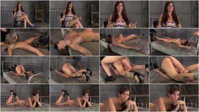 SexuallyBroken - Sep 26, 2014 - Stunning MILF Syren De Mer tied down and fucked hard