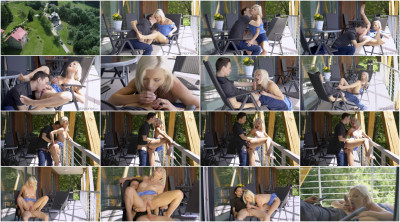 Zazie Skymm - Young blonde wife demands attention