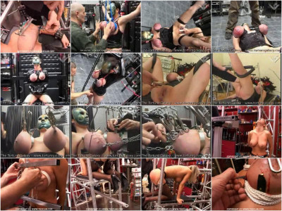 Torture Galaxy. Super Vip Collection. 16 Clips. Part 15.