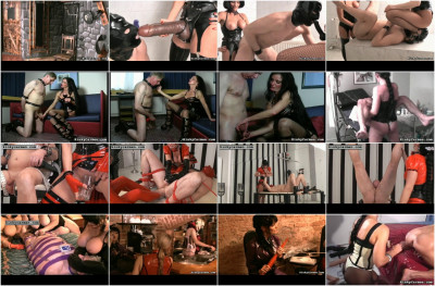 Sweet Magnificent Cool Collection KinkyCarmen. Part 2 (download, rubbing, slave)