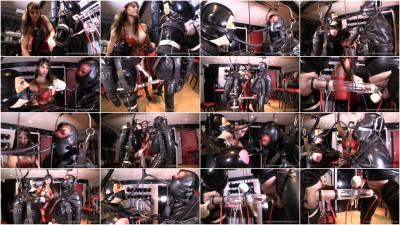 Mistress Miranda - The Serious Kit Dual Milker Finale