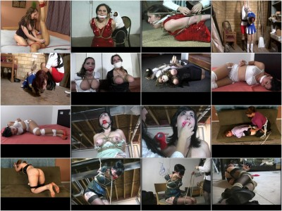 Born To Be Bound Video Collection 3