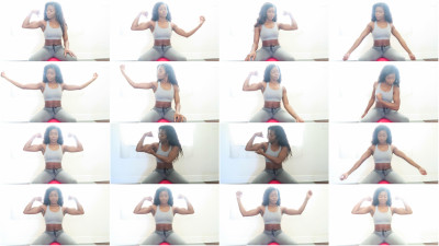 Stormy Weathers — Flexing My Biceps