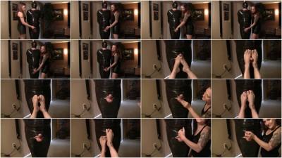Brendasbound - Hand Job, Foot Job And Post Cum Torture