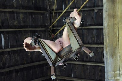 Extra  torture for slave
