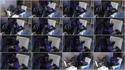 Heavy Rubber Breathplay Part One Smoking