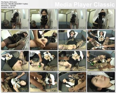 Hard Japanese BDSM porn