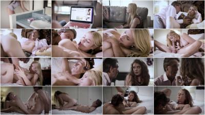The girl Disaster (Sarah Vandella, Elena Koshka)