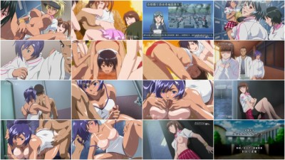 Kansen Ball Buster The Animation - Ep.01