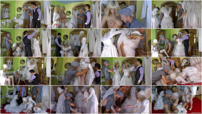 Thirsting For Bridal Piss Part 1