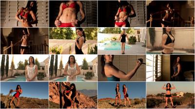 Amina Ansari — Fitness Model