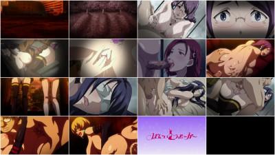 Rebirth and Issei — Scene 1 - HD 720p