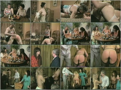 English Spanking Classics 59 - Room At The Bottom