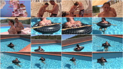 Water Torture Breast Predicament for Afsana — HD 720p