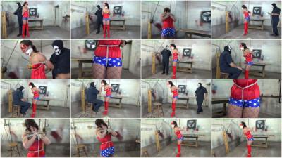 HunterSlair - Roxanne Rae - Wrapped in rope