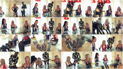 The English Mansion - Bad Maid Good Pt1 - Domination HD (person, foot, dom, area)