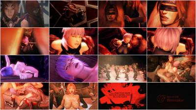 Studiow Fow — Kunoichi Part 3 - Dark Butterfly