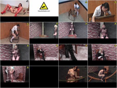 Haus De Sade Video Collection 3
