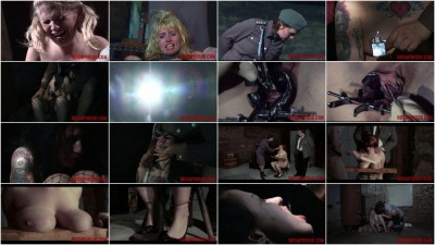 Bdsm Prison Video Collection 4