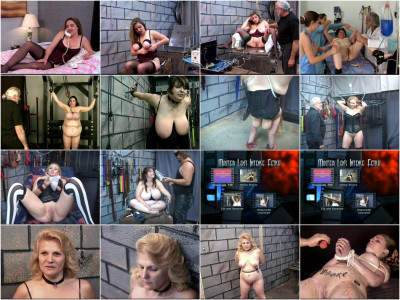 Punished Plumpers Video Collection 2