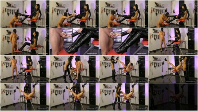 Mistress Zita - The Surprise Part 1