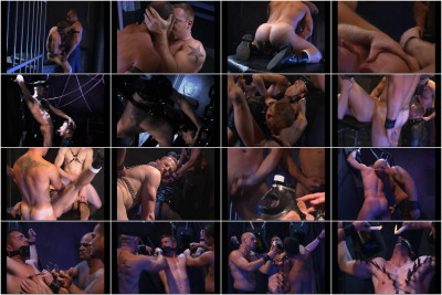 Raging Stallion - Red Star