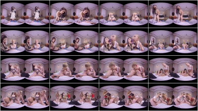 Lucy Heart & Miyuki Son & Venus Afrodita