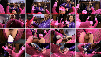 Tale Of Two Tapes - Sissy Bondage Tape Chastity Adventure