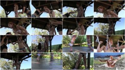 Semi Breast Suspension & Water Torture for Muriel