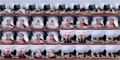 Gina Gerson (Czech VR 205 - Great Case of a Naughty Maid