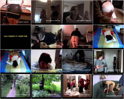 Spanked At Home Video Collection 3