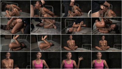 SexuallyBroken - Bound Lotus Lain roughly fucked...