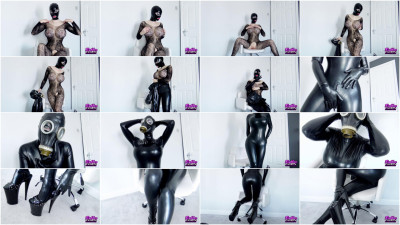 Lace to Full Rubber - Scene 1 - HD 720p