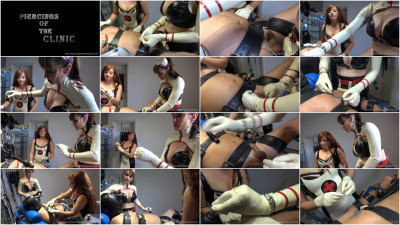 Lady Mia in Piercings Of The Clinic Pt 6