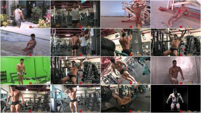 Musclegallery - Santi Aragon 2