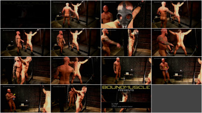 Bound Muscle - In Living Hell Part 4
