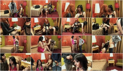 show like room - (Sissy Slut Motel)