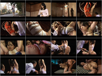 Art Video-Play With Rope Leotard
