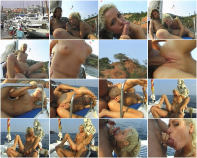 Anal sex on a boat