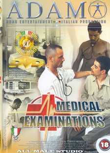 Download [All Male Studio] Medical examinations Scene #3