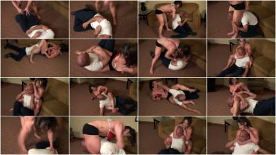 Brandi Mae's Brutal Beating Of Connor
