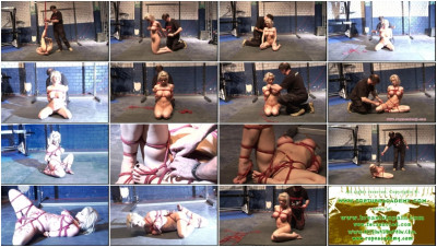 Bondage with Emily Addison, Claire Adams and Philippe Boxis