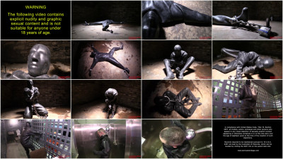 SeriousMaleBondage - Rubber Prison