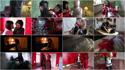 Bondage Latex Girls Video Collection 1