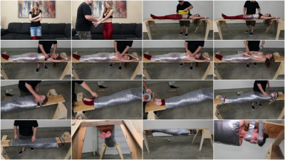 Chrissy Marie - Board Bound Mummification