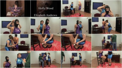 Holly Wood & Elizabeth Andrews - DayDreaming About Latex Playtime